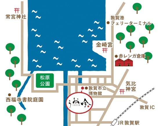観光地マップ
